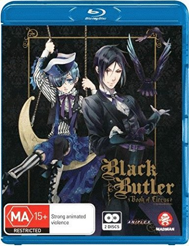 Black Butler: Book of Circus Season 3 [Blu-ray]