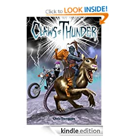 CLAWS OF THUNDER (THE CLAWS TRILOGY)