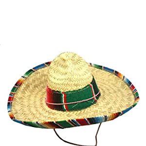 US Toy Child's Mexican Sombrero by US
