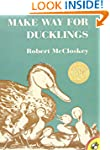 Make Way for Ducklings with CD [With...