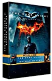 echange, troc The Dark Knight, le chevalier noir - Batman Begins : coffret 2 DVD