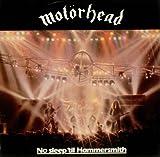 Motorhead No Sleep 'Til Hammersmith 1981 UK vinyl LP BRON535