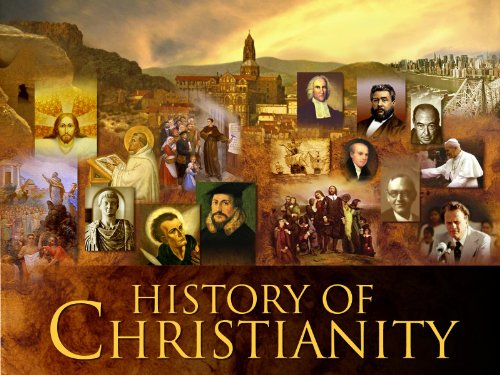 A history of the ancient era of christianity