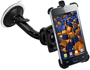 mumbi Auto KFZ Halterung Samsung Galaxy S II i9100 / Galaxy S II Plus i9105P Autohalterung