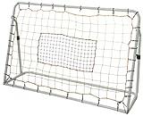 Franklin Sports Adjustable Rebounder, 6-Feet X 4-Feet