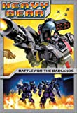 Heavy Gear: Battle for Badlands [DVD] [Region 1] [US Import] [NTSC]