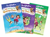 The New Adventures of the Wishing Chair Collection, 3 Books Pack Set (The Land of Mythical Creatures; Spellworld; The Island of Surprises) (The New Adventures of the Wishing- Chair)