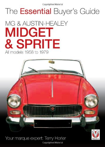 Automotive Manual Midget Repair Sprite