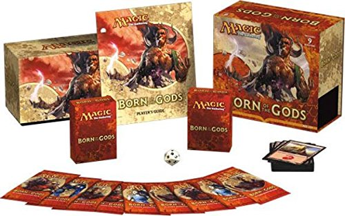 Magic The Gathering Born of the Gods Fat Pack [Sealed] (Magic Cards Fat Pack compare prices)