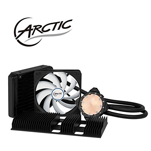 ARCTIC Accelero Hybrid 2-120 VGA Cooler (Arctic Cooling Accelero Hybrid Ii compare prices)
