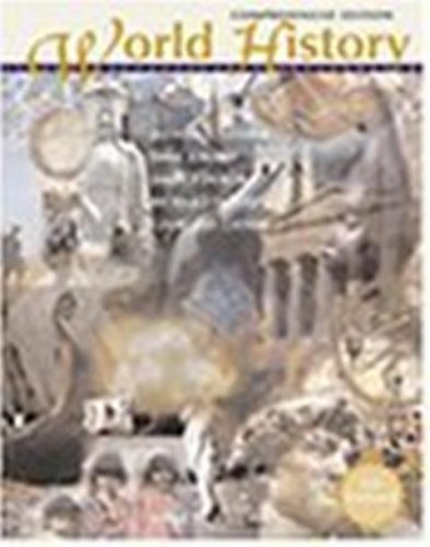 World History, Comprehensive Volume (4th Edition) Text Only