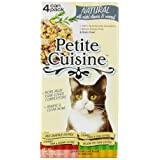Petite Cuisine Variety Pack (Yellowfin, Snapper, Tuna & Sole, Tuna & Shrimp) for Cats, 3-Ounce Cans (Pack of 24) ~ Petite Cuisine