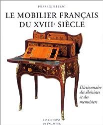 Mobilier français du XVIIIe siècle