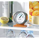 Salter 507Orsscr Gourmet Fridge Thermometer With Silicone Grips