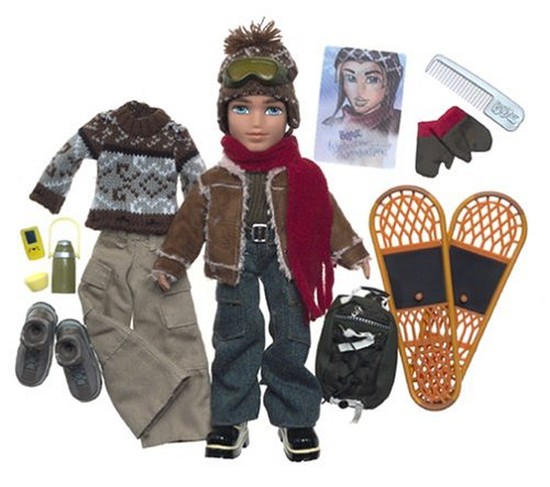 Bratz Boy... Wintertime Collection... Cameron - Buy Bratz Boy... Wintertime Collection... Cameron - Purchase Bratz Boy... Wintertime Collection... Cameron (MGA Entertainment, Toys & Games,Categories,Toy Figures & Playsets)