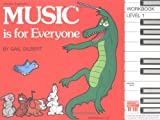 Mel Bay's Music is for Everyone Workbook, Level 1