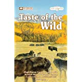 Taste of the Wild Dry Dog Food, Hi Prairie Canine Formula with Roasted Bison & Venison, 15-Pound Bag ~ Taste of the Wild