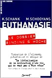 Euthanasie, le dossier Binding & Hoche