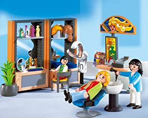 playmobil friseursalon