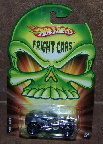 Hot Wheels Fright Cars Shell Shock 2008 Halloween - 1