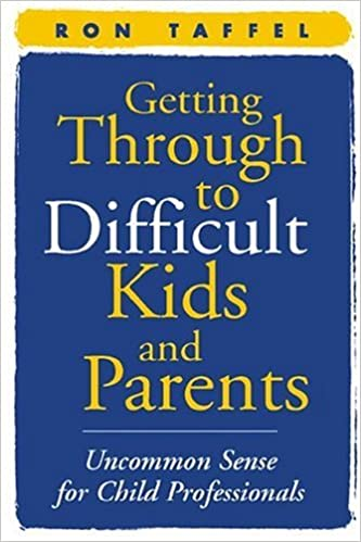 <p>Getting Through to Difficult Kids and Parents: Uncommon Sense for Child Professionals</p>