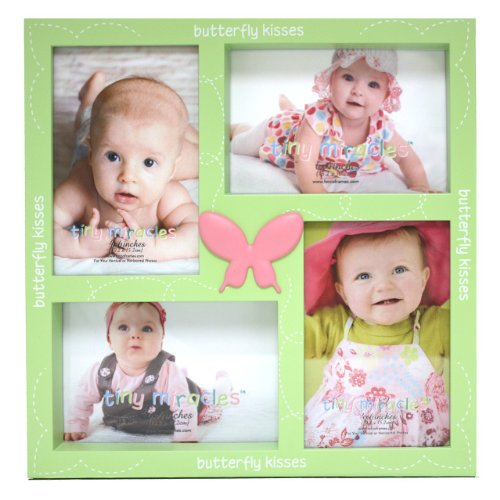 Fetco Home Decor Ani Butterfly Kisses Collages - 1