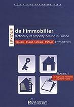 Lexique de l'immobilier français-anglais et anglais-français