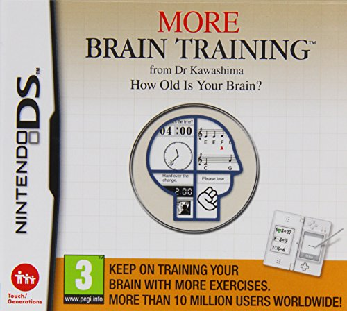 Brain Age 2: More Training In Minutes A Day! front-243610