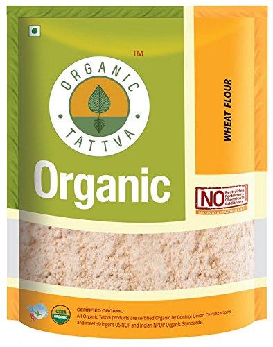 Organic Tattva Wheat Flour, 1kg