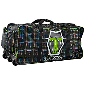 Tour Hockey 2013 Goalie Wheeled Bag - 9028 by Tour Hockey
