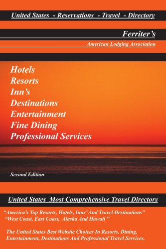 United States Lodging Directory (2nd Edition)