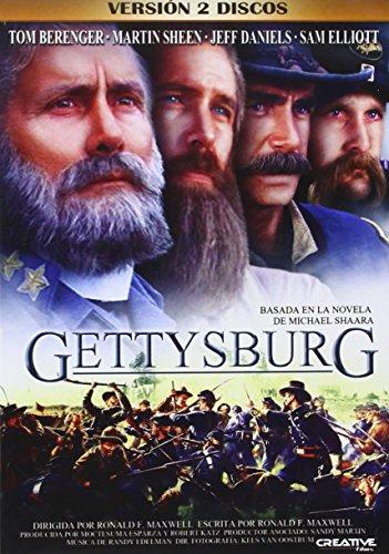 Gettysburg (Promo) (Import Dvd) (2013) Steve Scholosser, Benjamin Black, Andy