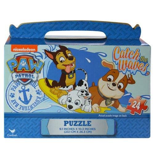 Paw Patrol Gift Box 24 Pc Puzzle