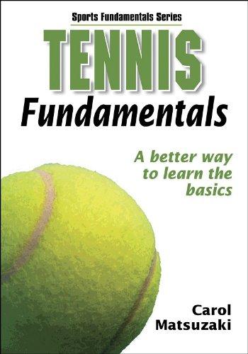 Tennis Fundamentals (Sports Fundamentals Series)