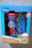 Child's Toy -- Playhouse Disney Handy Manny Projector Light Flashlight -- Includes 3 Projector Lenses -- as shown