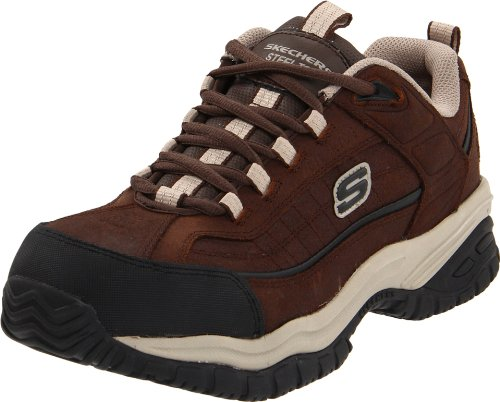 Skechers For Work Men S Soft Stride Lace Up Review Work Wear