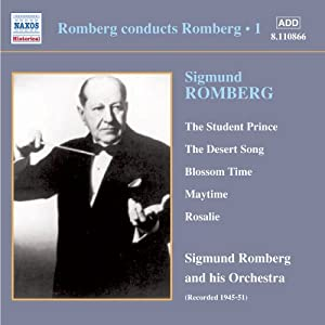 Great Conductors: Romberg Conducts Romberg