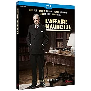 L'affaire Maurizius [Blu-ray]
