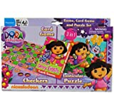 Dora 3 in 1 Game Set