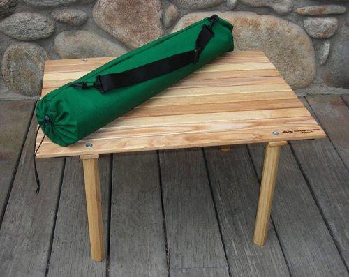 Folding Wooden High Chair
