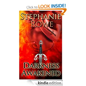 Darkness Awakened (Order of the Blade) (Primal Heat Trilogy)