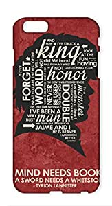 Pinklips Shopping Apple iPhone 6 Plus / iPhone 6+ Game of Thrones Design - GOT Hard Case Back Cover