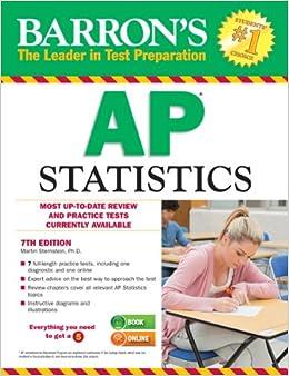 Self study ap stats frq