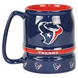Houston Texans 12oz Barrel Coffee Mug