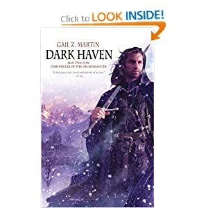 Dark Haven - Gail Z Martin