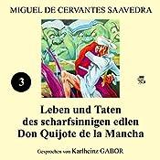 Leben und Taten des scharfsinnigen edlen Don Quijote de la Mancha (Buch 3) | Miguel de Cervantes Saavedra