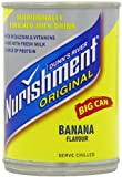 Dunns River Nurishment Original Banana 400 g (Pack of 12)