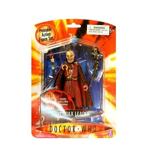 Doctor Who Series 2 Sycorax Leader Action Figure - 1