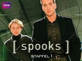 Spooks - Staffel 1