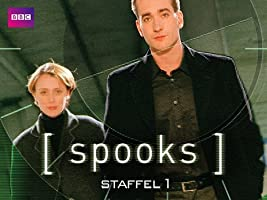 Spooks - Staffel 1